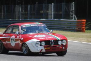 Monza Alfa Romeo Revival