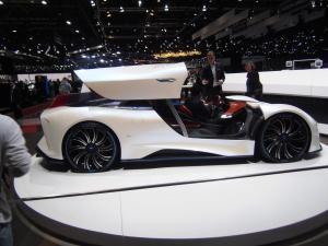 Salone di Ginevra 2018 concept cars