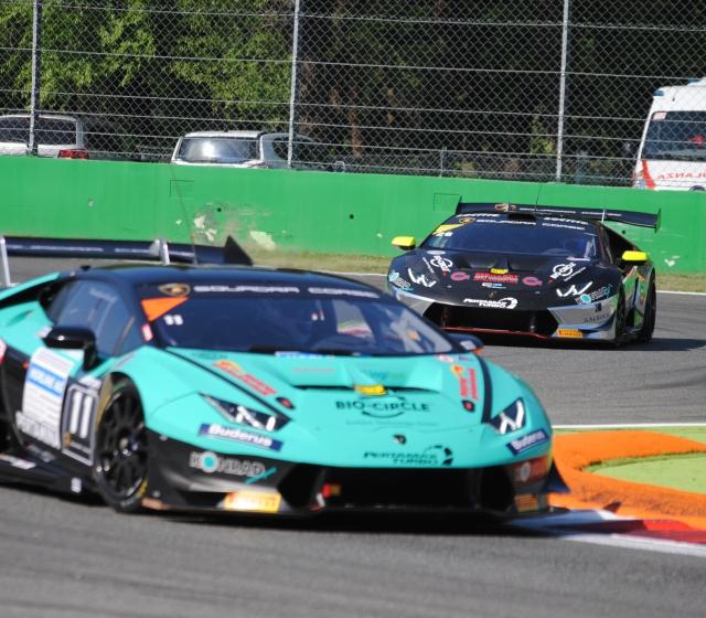 Trofeo Lamborghini Monza 2017