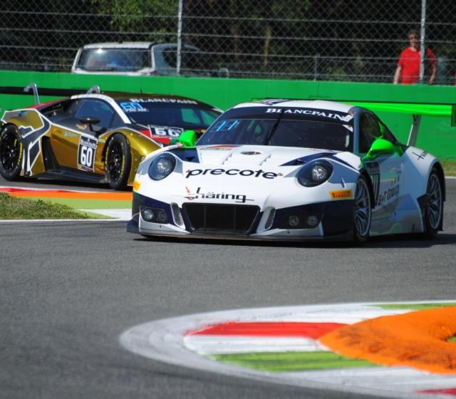 Blacpain Monza 2017