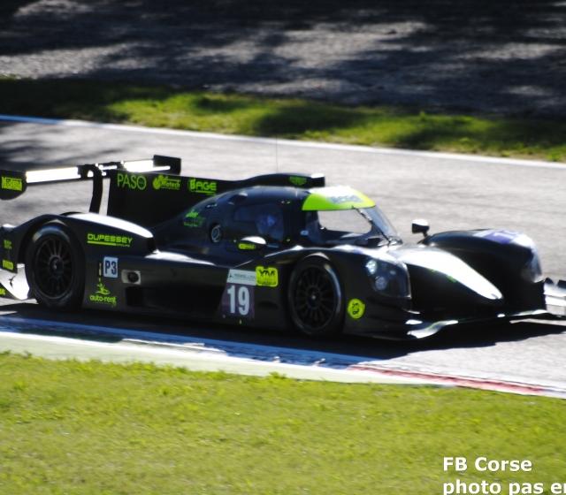 Monza 4 ore LMP2 -LMP3